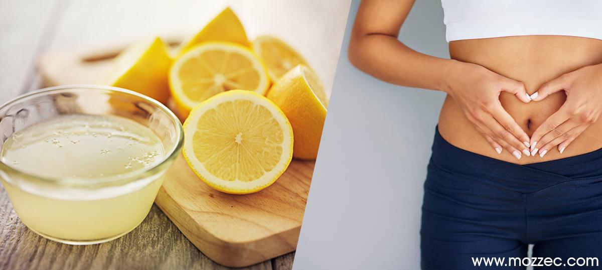 lemons digestive health