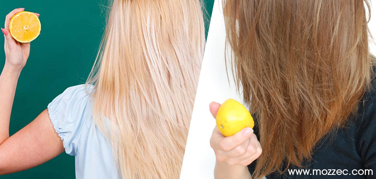 lemons hair care