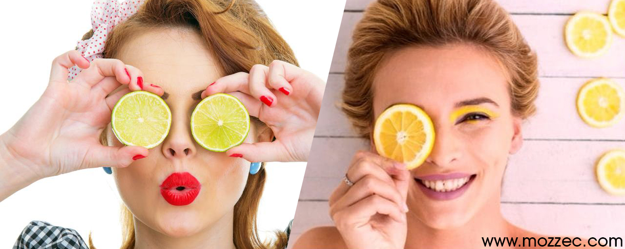 lemons skin care