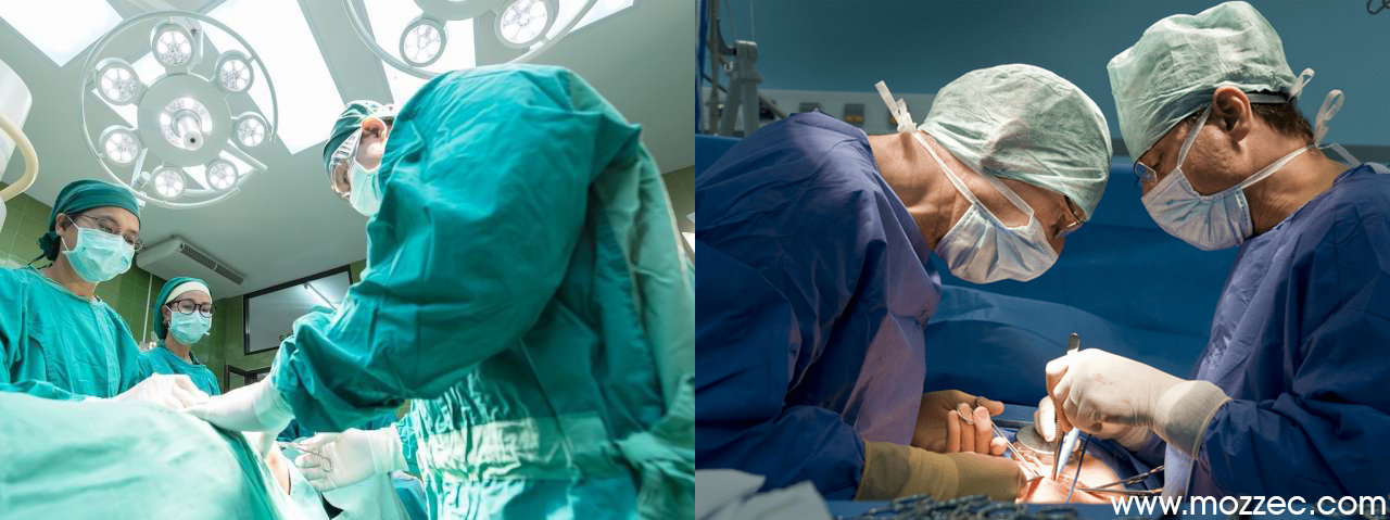 rheumatoid arthritis back pain surgery