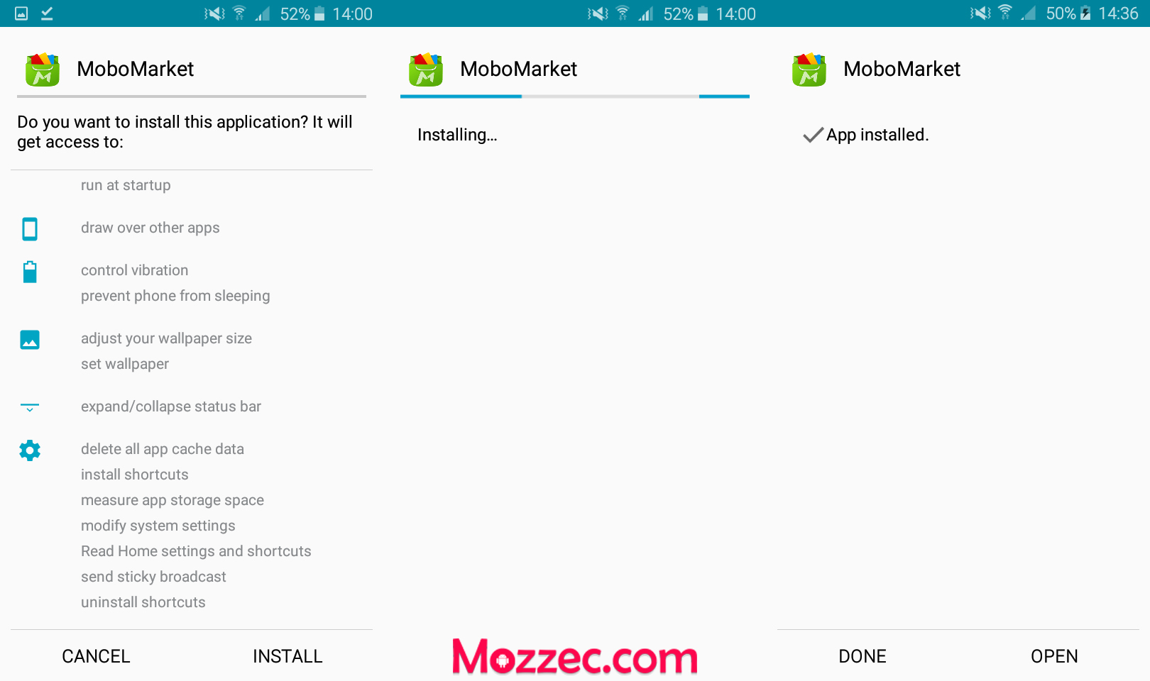 mobomarket android