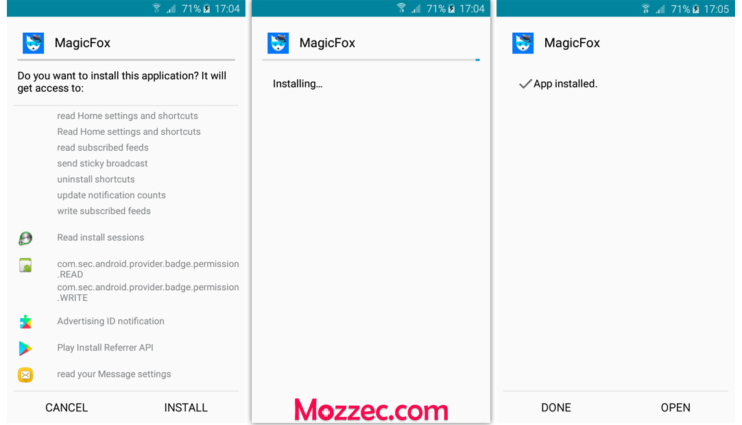 magicfox for android