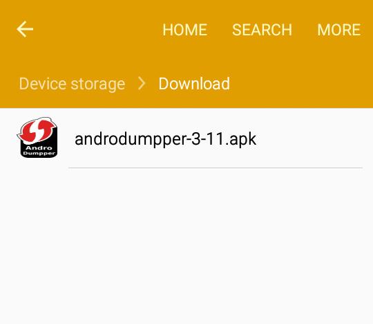 androdumpper download