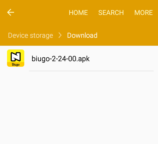 biugo apk download