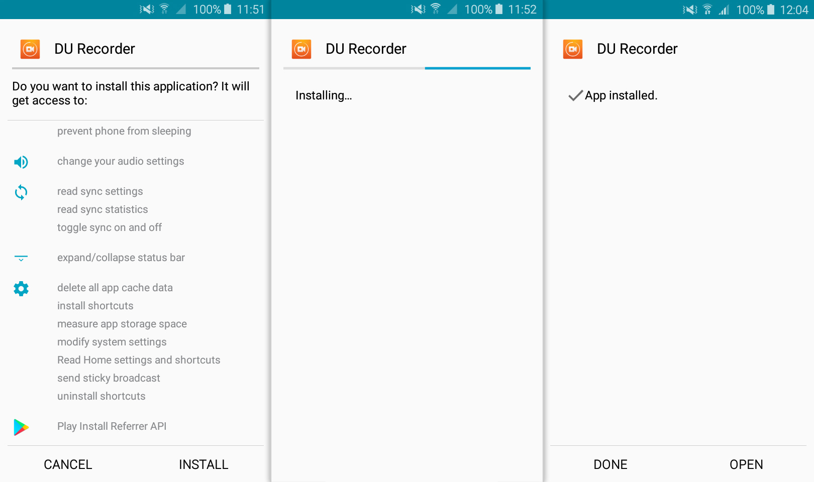 du recorder for android