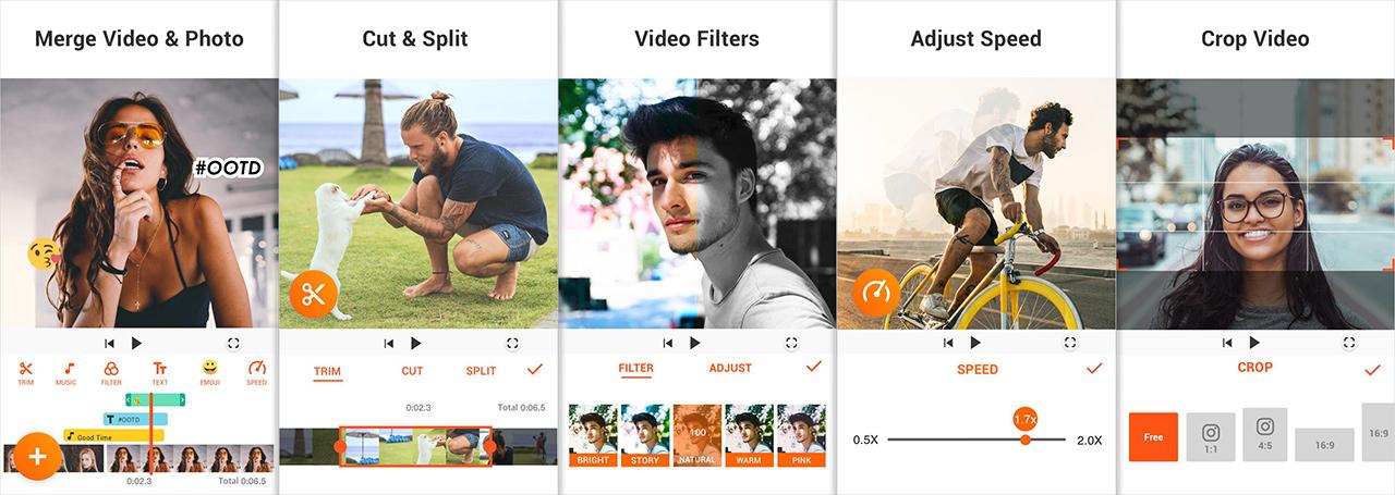 youcut apk features