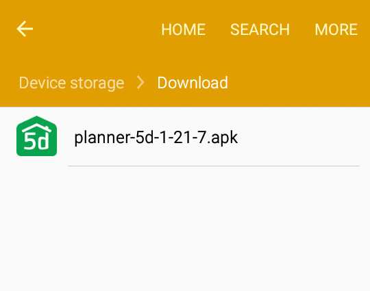 planner 5d apk download