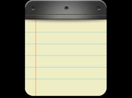 inkpad notepad